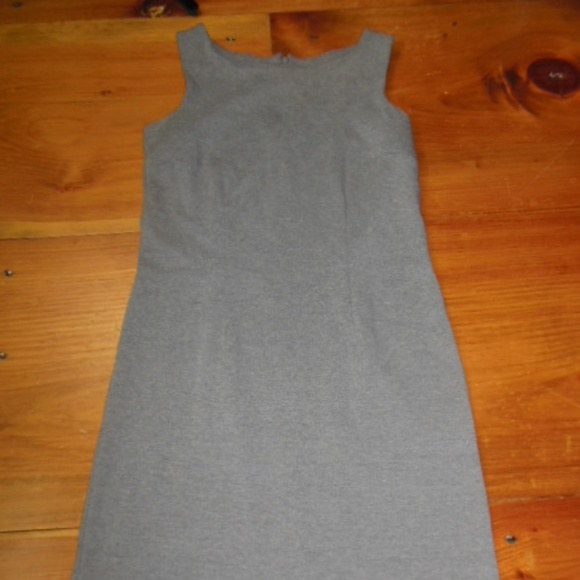 0a338f55e2e Hanna Andersson Dresses   Skirts - HANNA ANDERSSON 6 Gray Tank Dress